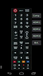 TV (Samsung) Remote Control Apk 6