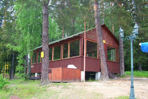 Банкетный зал Летняя беседка на природе 2
