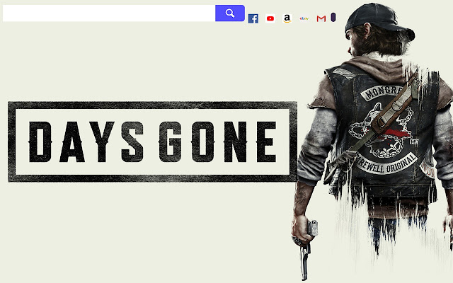 Days Gone HD Wallpapers New Tab.