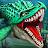 Jurassic Dino Water World Icône