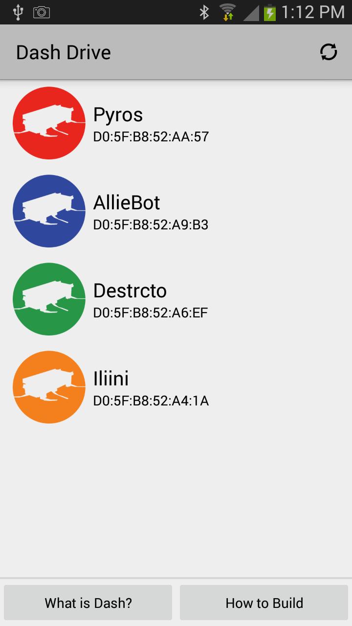Скриншот Dash Drive (OLD VERSION)