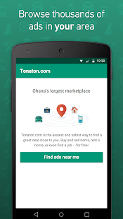 Tonaton -Buy, Sell & Find Jobs- screenshot thumbnail