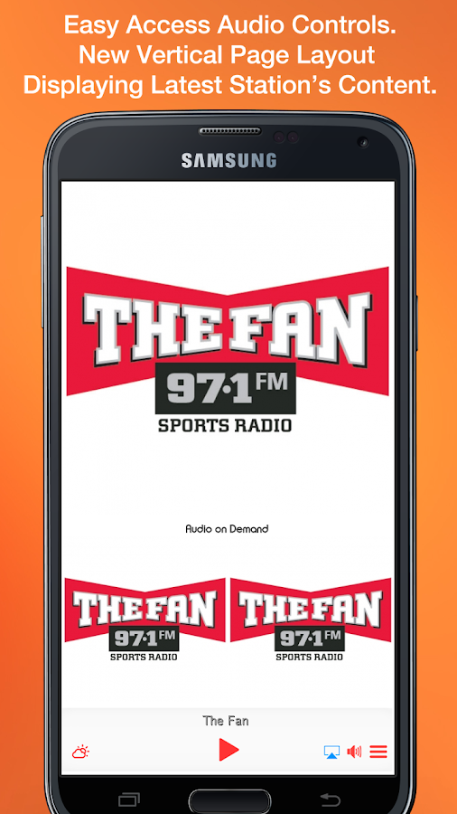 97.1 The Fan- screenshot
