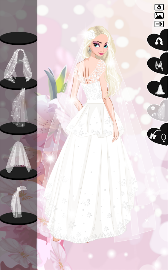 ❄ Icy Wedding ❄ Winter Bride- screenshot