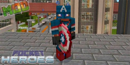 mod for mcpe pocket heroes hack cheats