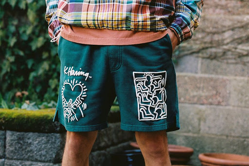 Keith Haring's Work Just Became Highly Wearable