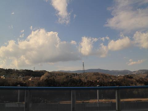 JR東海バス「新東名スーパーライナー11号」 744-04993 車窓 その1
