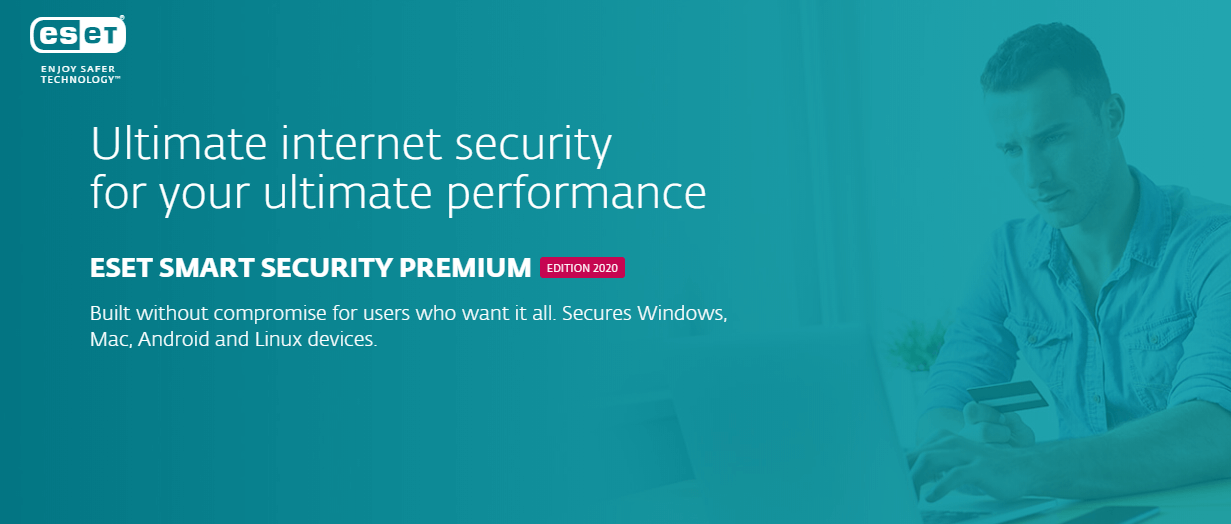 ESET Smart Security Premium Antivirus