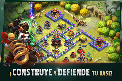Clash of Lords 2: Espau00f1ol apktram screenshots 1