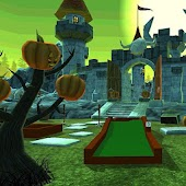 Mini Golf 3D Halloween