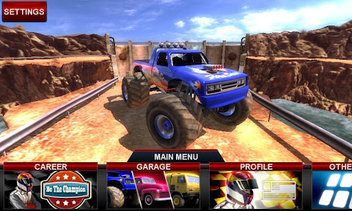 Offroad Legends - Monster Truck Trials  captures d'écran 1