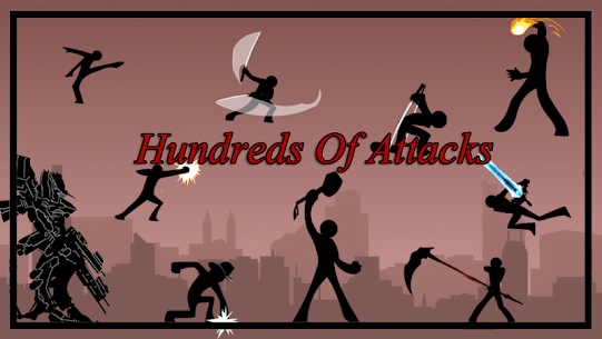 Revenge Of Stickman Warriors Mod Apk 1.9.4 5