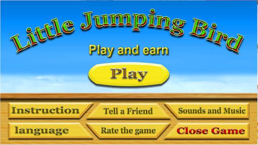 Little Jumping Bird. Play and Earn. 2.0 screenshots 1