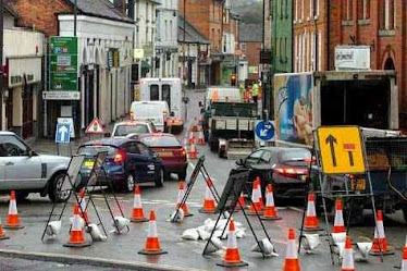April 29th start for towns road improvements