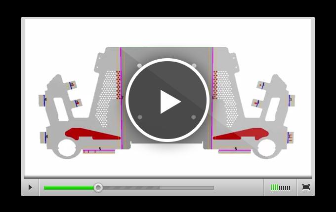 Автономный модуль для гибки листового металла Radan Radbend