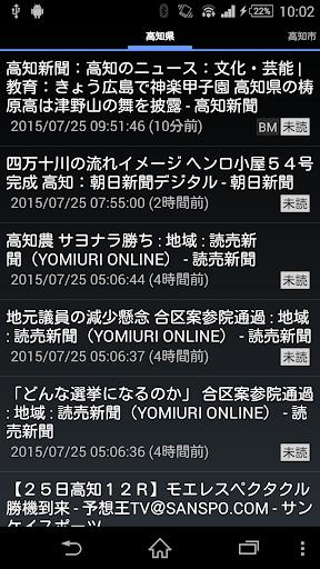 高知県のニュース