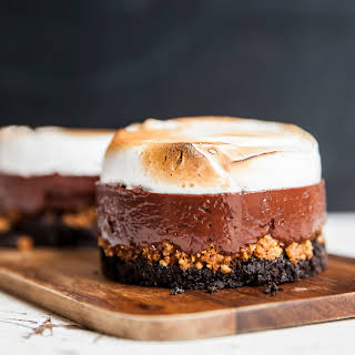 Chocolate Marshmallow Cheesecake Recipes.