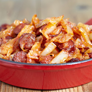 Cabbage Sausage Casserole Recipes