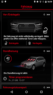 Audi MMI connect – Miniaturansicht des Screenshots