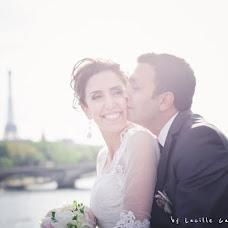 Wedding photographer Lucille Caballero (caballero). Photo of 15.04.2015