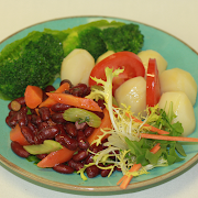 Sauteed Beans & Crunchy Vegetable