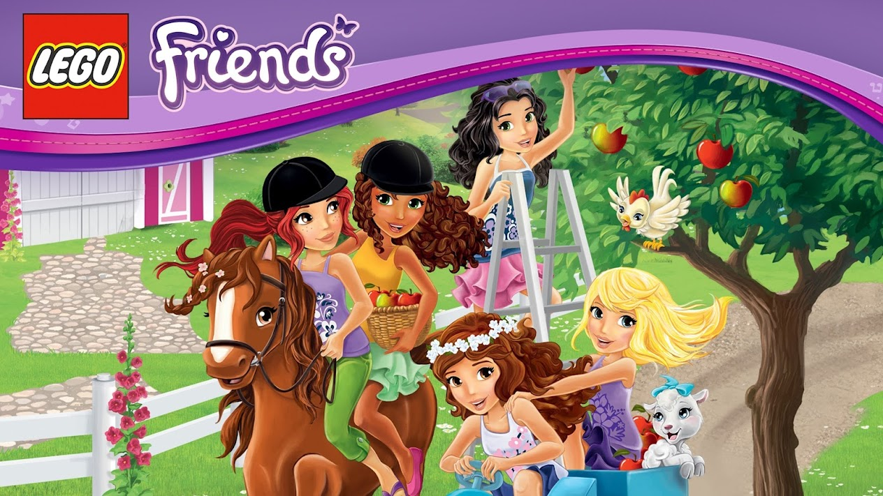 New Lego Friends Movies