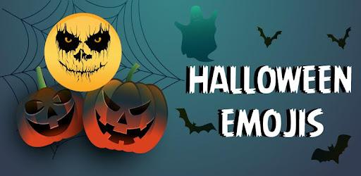 Halloween Emoji Sticker Keyboard on Windows PC Download Free - 1.0 -  com.emojicollection.halloweenemoji.stickerkeyboard