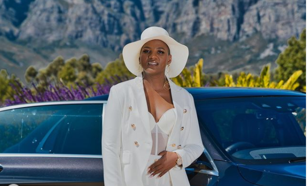 Reality TV star and businesswoman Shauwn Mkhize is big on philanthropy.