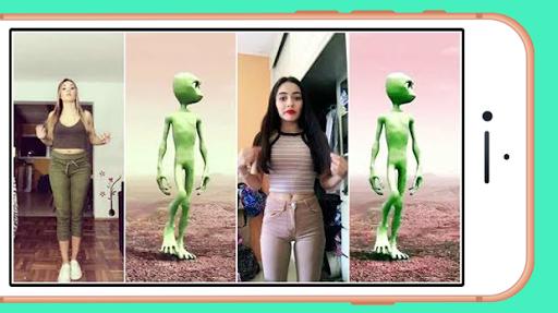Dame Tu Cosita - Green Alien Dancing for PC