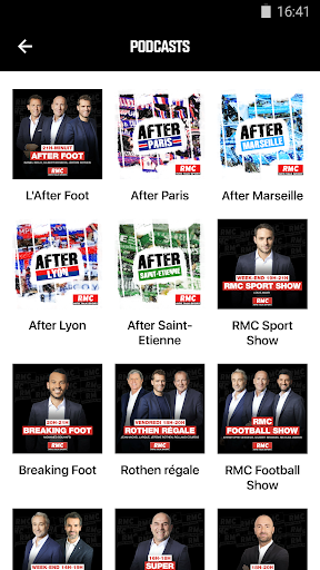 RMC Sport News screenshot 6
