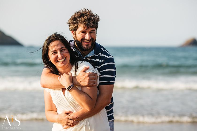 Fotos de familia en Viveiro