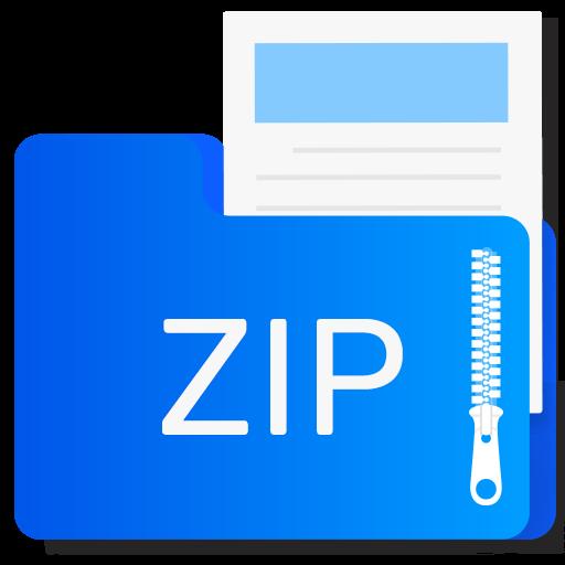 Zip File Reader - Zip & Unzip Files