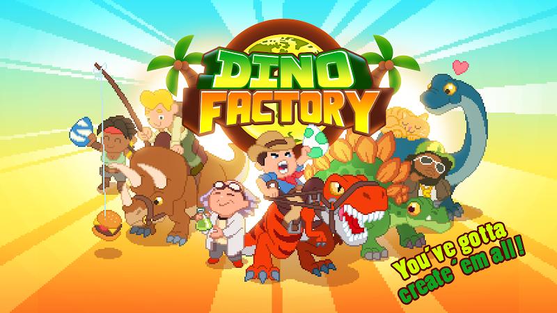 Dino Factory v1.1.1 [Mod]