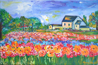 Photo: поляна перед домом