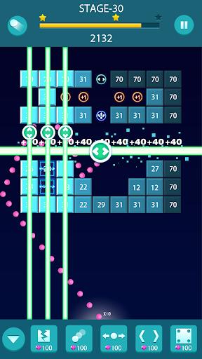 Bricks Balls Action - Brick Breaker Puzzle Game 1.5.0 screenshots 3