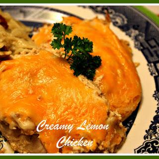Loretta Lynn's Creamy Lemon Chicken!