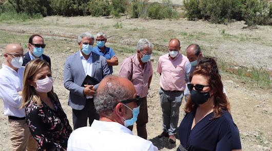 Crespo alaba la restauración de cauces afectados por la DANA en el Levante