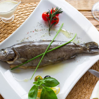 Boiled Trout Recipe