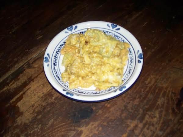 Harvest Pumpkin Mac And Cheese