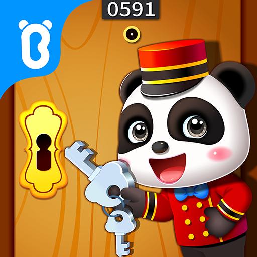Hotel Panda: Juego de Lógica