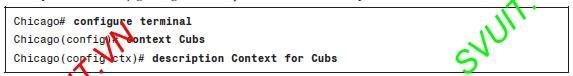 Config Virtual firewall Cisco ASA(4)