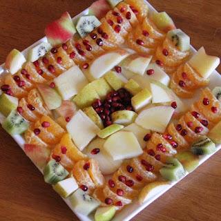 Flavorful Winter Fruit Salad