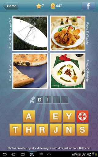 What's the Word: 4 pics 1 word screenshot 6