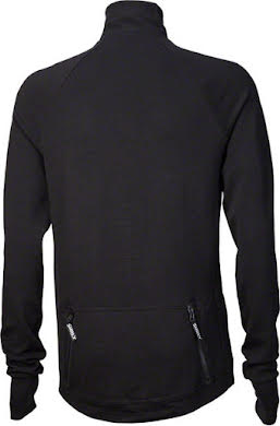 Surly Merino Wool Men's Long Sleeve Jersey: Black alternate image 4