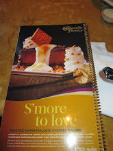 Photo: The Cheesecake possibilities are awesome - even smores!