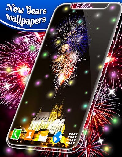 2019 New Years Live Wallpaper 4.8.4 screenshots 3