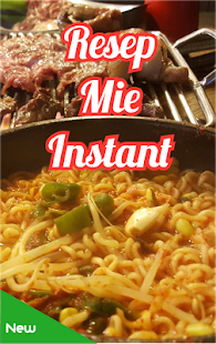 Kreasimie - Resep Mie Instant- screenshot thumbnail