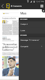 PerúQuiosco- screenshot thumbnail