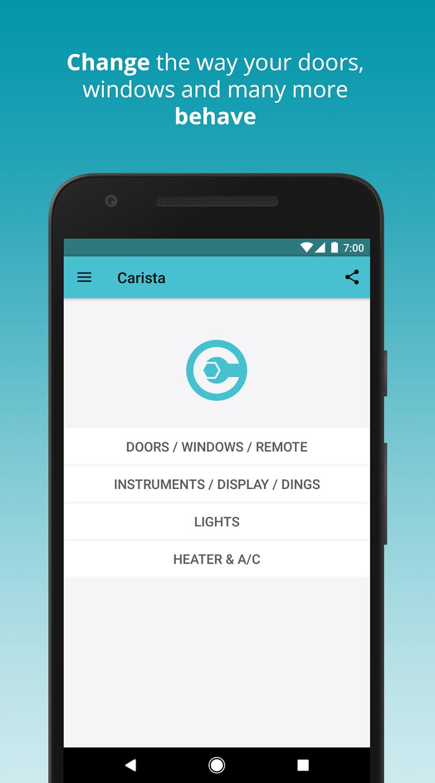 Carista OBD2 Screenshot 1