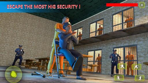 survival escape prison: superhero free action game screenshot 2